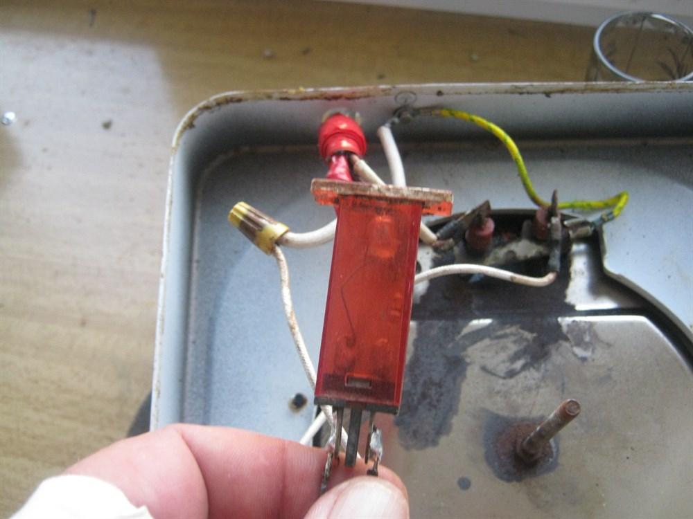Ремонт настольной электрической плитки своими руками 26
