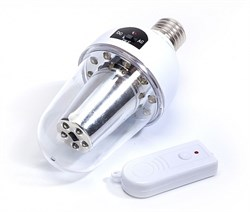 Лампа с аккумулятором и пультом управления (remote controlled lamp) - фото 22056