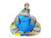 Кресло-игрушка Ослик