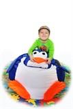Кресло-игрушка Пингвин
