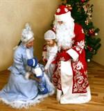 Дед Мороз и Снегурочка выезд 31.12.15 день.