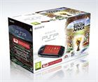 PSP 3008 Black + 2010 FIFA World Cup South Africa