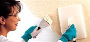 Снятие обоев со стен (2-3 слоя)