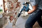 Снос стен из армированного гипса, ацеит, пеноблок, гипсоблок