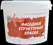 Краска Фасадная структурная ДК830 (StrukturFassade) (16л/25кг)
