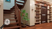 Лестница на 2 этаж К-033м