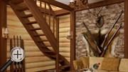 Лестница для загородного дома ЛС-07м