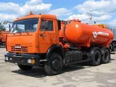 Ассенизационная автоцистерна (lavatory truck)