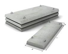 Плиты теплотрасс П21-8