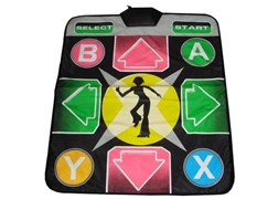 Танцевальный коврик Dance Revolution X-treme Dance Pad Platinum