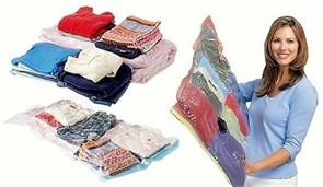 Вакуумный Пакет Для Хранения Одежды И Вещей (60X80)