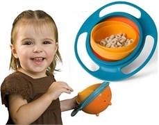 Непроливаемая Тарелка Для Детей Bradex
