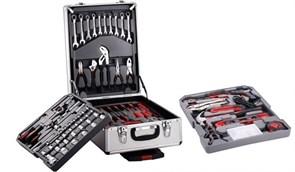 "Набор инструментов в чемодане  187 предметов ""Swiss Tools"""