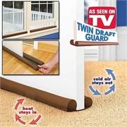 """Защита от пыли, сквозняка и насекомых """"Преграда"""" (Twin Draft Guard)"""
