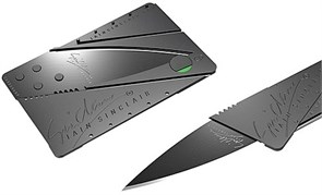 Нож-кредитка (CardKnife)