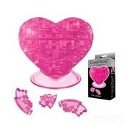 3D пазл Crystal Puzzle Сердце L
