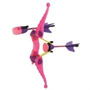 "Zing, Лук ""Амазонка"" розовый (Air Huntress Z-Curve Bow)"