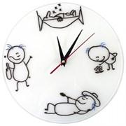 Часы Нарисуй Сам Стеклянные