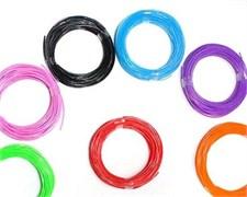 ABS  Пластик для 3D ручек по цветам по 10 м