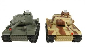 Радиоуправляемый танковый бой HQ529