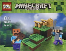 Конструктор Майнкрафт (Minecraft)