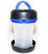 Фонарик складной  «Маяк» (Blue foldable lamp)