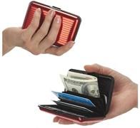 Алюминиевый кошелек-визитница Aluma Wallet