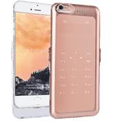 3 в 1 Чехол для iPhone 6 и 6s, телефон, PowerBank