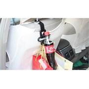 Крючок для авто 3 в 1: крючок, держатель для бутылки, ручка для переноски тяжестей