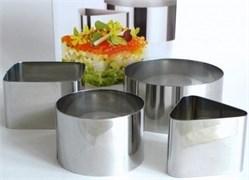 Формы для салата и гарнира - 4 предмета