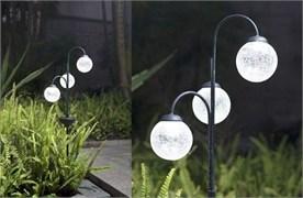 "Садовый светильник ""ШАР""  Solar Led Lamp"