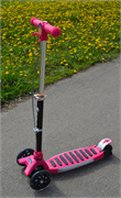 Самокат детский трехколесный L-509