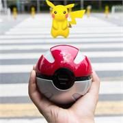 Аккумулятор в виде Покебола Pokemon Go 10000A