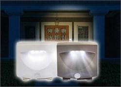 Светильники c датчиком движения Mighty Light