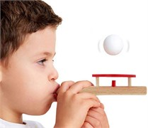 Аэробол для развития речевого дыхания
