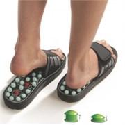 "Тапочки рефлекторные ""Сила Йоги""  (Spring Acupuncture Massage Slippers)"