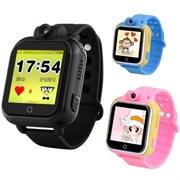 Умные детские часы с GPS Smart Baby Watch GW1000 (G75, G10)