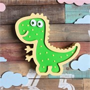 """Детский ночник ручной работы  """"Динозаврик"""""""