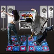 Танцевальный коврик для двоих Dance Perfomance II (Let's Dance)