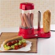 Аппарат для приготовления Хот Догов Hot Dog Maker