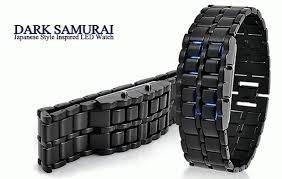 Часы Самурай