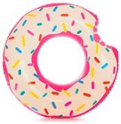 Надувной круг Пончик 107х99см