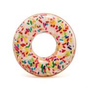 Надувной круг Пончик с глазурью 114см