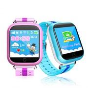 Умные детские часы с GPS Q90 (Q100) Smart Baby Watch