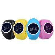 Водонепроницаемые умные детские часы с GPS Smart Baby Watch W8
