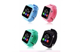 Умные детские часы с GPS Smart Baby Watch X10
