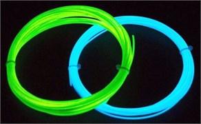 ABS  Пластик светящиеся пластик моток 10м