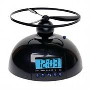 Летающий будильник вертолет Flying Alarm Clock
