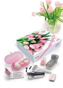 Набор подарочный для женщин 8 в 1 «Амели» (AS-0908B8 in 1 Beauty Care Set)