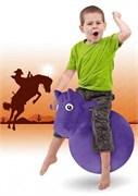 Игрушка детская-попрыгунчик «Весёлая лошадка»